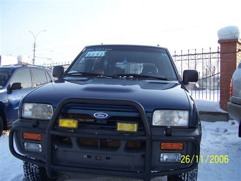 nissan terrano 1995 nissan terrano 2 7 1995 auto images and specification