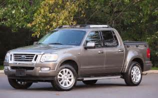 2008 ford explorer sport trac limited www