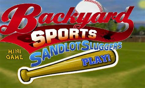 backyard sluggers backyard sports sandlot sluggers com 2017 2018 best cars reviews