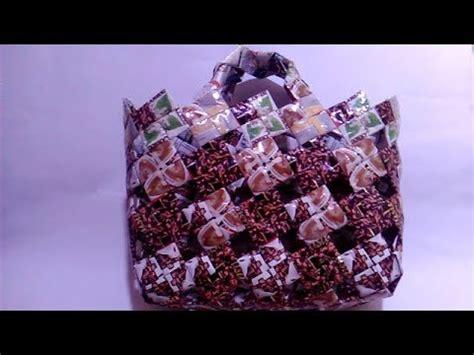 youtube membuat tas dari bungkus kopi cara membuat tas rantang dari bungkus kopi youtube