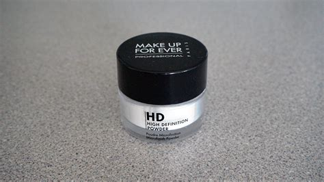 Mufe Hd Powder review make up for hd microfinish powder koja
