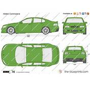 The Blueprintscom  Vector Drawing Holden Commodore