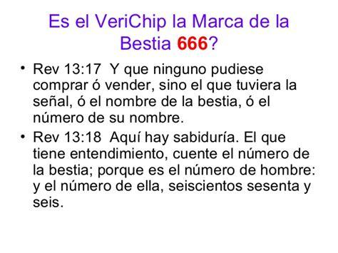 el nombre de la b00chosopa microchip o la marca de la bestia 666
