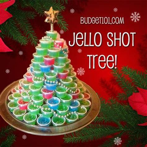 christmas jello shots jello shots and jello on pinterest
