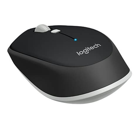 Mouse Blutooth Logitech logitech m535 wireless bluetooth mouse black by office depot officemax