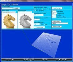 simple cnc  code programming software   axis cnc