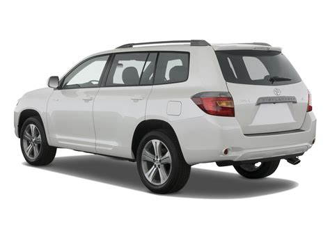 2008 toyota highlander mpg 2008 toyota highlander new and future cars trucks and