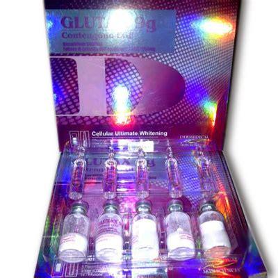 Glutax 9 G glutax 9g gmp label original suntik putih permanen