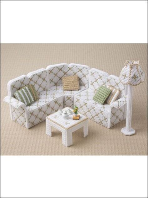 fashion doll furniture plastic canvas 169 b 228 sta bilderna om plastic canvas p 229