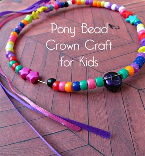 easy crown craft for kids where imagination grows 145 best images about kids crafts general on pinterest