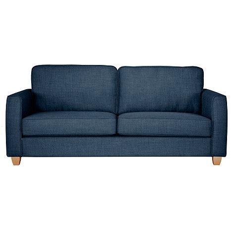 Debenhams Sofa Beds by Debenhams Flat Weave Fabric Dante Sofa Bed Debenhams