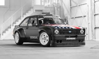 Ford Ken Block Ken Block S New 1978 Ford Mk2 Rs Is Awesome