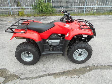Honda Wi by Used 2014 Honda Fourtrax 174 Recon 174 Atvs In Brookfield Wi