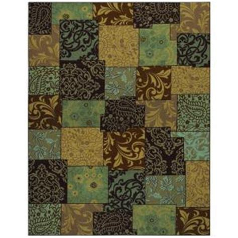 mohawk area rugs home depot mohawk home afton antique 10 ft x 13 ft area rug 289584 the home depot