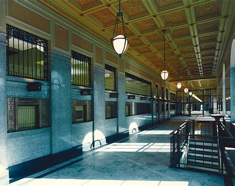 Glendale Post Office by Glendale Post Office Renovation And Restoration