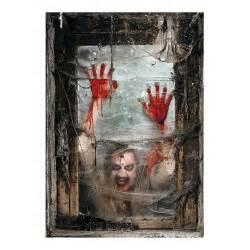 Zombie Decorations For Halloween Halloween Party Decoration Prop Zombie Walking Dead Window