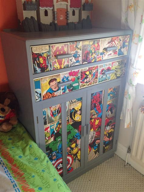 1000 ideas about marvel boys bedroom on comic