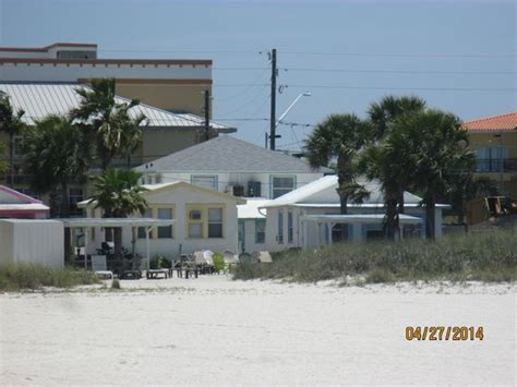 seahorse cottages treasure island rear view picture of seahorse cottages treasure island tripadvisor
