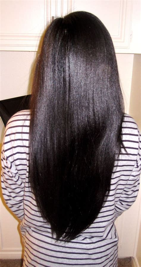 thin relaxed hair around ear 316 best relaxed texlaxed hair images on pinterest