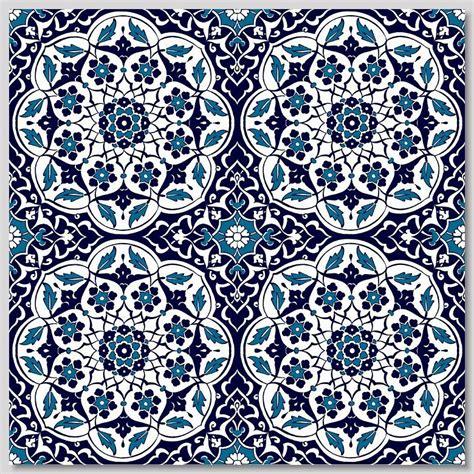 flower pattern wall tiles iznik art ceramic wall tile
