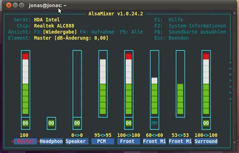 ubuntu reset alsa alsa howto save alsamixer settings ask ubuntu