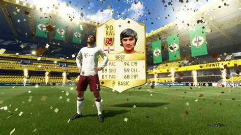 17 Best Images About fifa 17 legend george best in a pack fifa 17 black