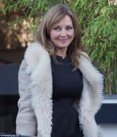 carol vorderman wardrobe malfunctions carol vorderman suffers small wardrobe malfunction as she