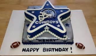 Dallas Cowboy Party Decorations Dallas Cowboys Birthday Cake Football Party Pinterest