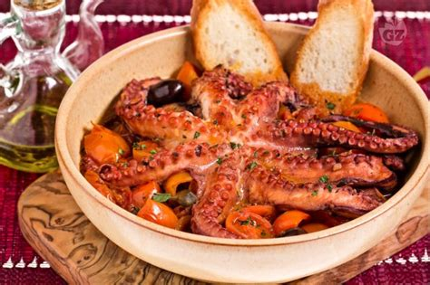cucinare polipetti surgelati polpo alla luciana ricetta da chef stellato mondo