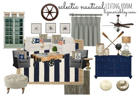 nautical family room 25 best ideas about nautical living rooms on