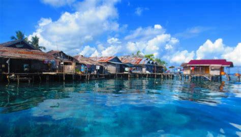 taman nasional komodo memiliki terumbu karang terbaik