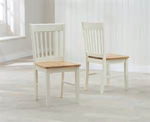 cream pair dining chairs amalfi cream dining chairs pair the great furniture trading