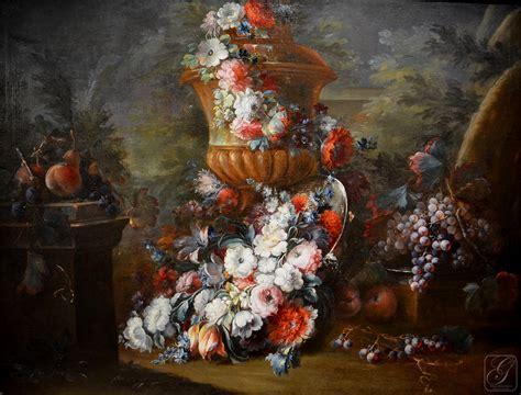 nature morte con fiori natura morta con fiori e frutta galleria giamblanco
