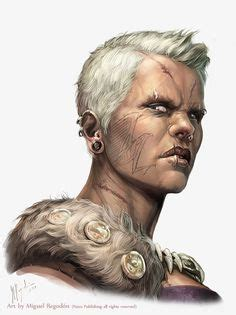 Drew Looking For Balder by Isandir Creates Custom Portraits For Baldur S Gate That