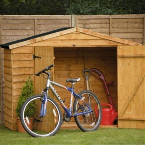 Plastic Bike Shed by Home Sheds And Bikes On