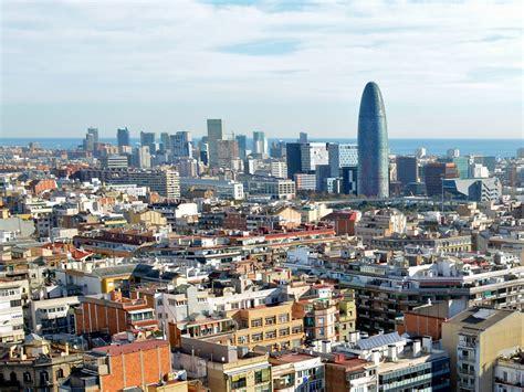 barcelona wallpaper hd city barcelona city overview in spain city wallpaper