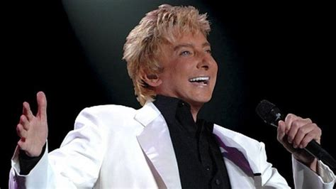 Barry Manilow Says Back Hasselbeck by Could It Be Magic Barry Manilow Back News