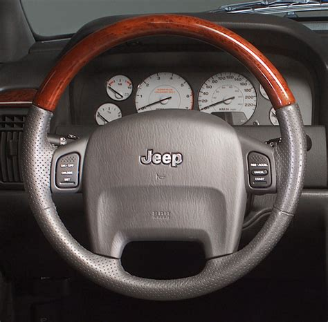 jeep steering wheel jeep grand cherokee wj steering wheels and buttons