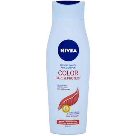 nivea care and color nivea color care protect shoo for supports healthy
