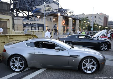 2006 Aston Martin Vantage by Auction Results And Data For 2006 Aston Martin V8 Vantage
