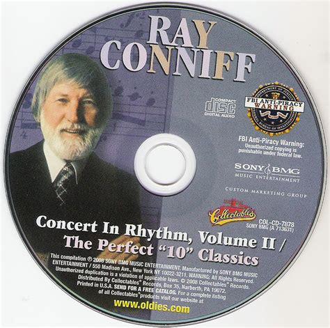 Cd The Rhythm 2 Album In 1 conniff concert in rhythm volume ii the