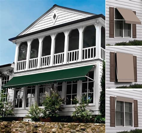 Household Awnings Window Awnings For Home Sunesta