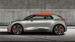 Kia Con Kia Provo Concept Korea Set To Take On Mini
