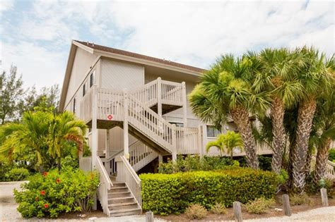 Sanibel Island Beachfront Cottage Rentals by South Seas Cottage 1404 Vacation Rental Captiva Island Fl