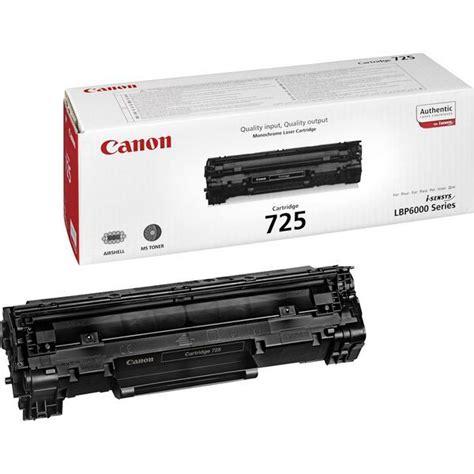 Original Canon Ink Cartridge Pgbk 725 Black canon 725 black toner cartridge best value fast delivery