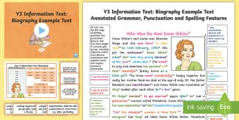 biography template ks2 primary resources ks2 biographies and autobiographies primary resources