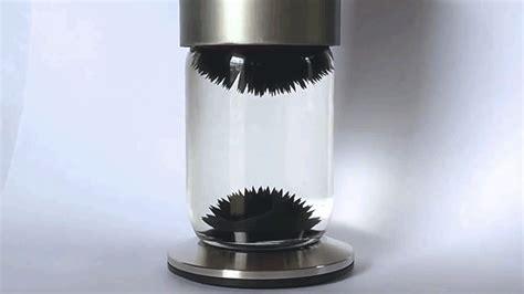 Ferrofluid Desk by Ferroflow Mesmerizing Ferrofluid Sculpture For Your Home