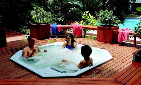150 Best Images About Hot Tubs Jacuzzis On Pinterest