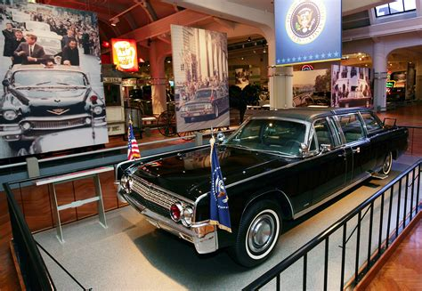 lax limousine the henry ford honors 50th anniversary of kennedy