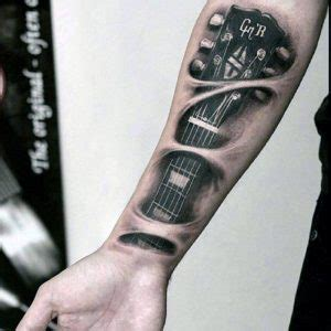 how to play tattooed heart on guitar music tattoo szukaj w google tatuaże pinterest